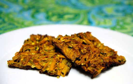 Crispy Baked Zucchini and Sweet Potato Latkes   Healthy Latke Recipes ...