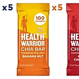 Health Warrior Chia Bars, Breakfast Variety Pack