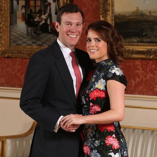 Princess Eugenie's Wedding Details
