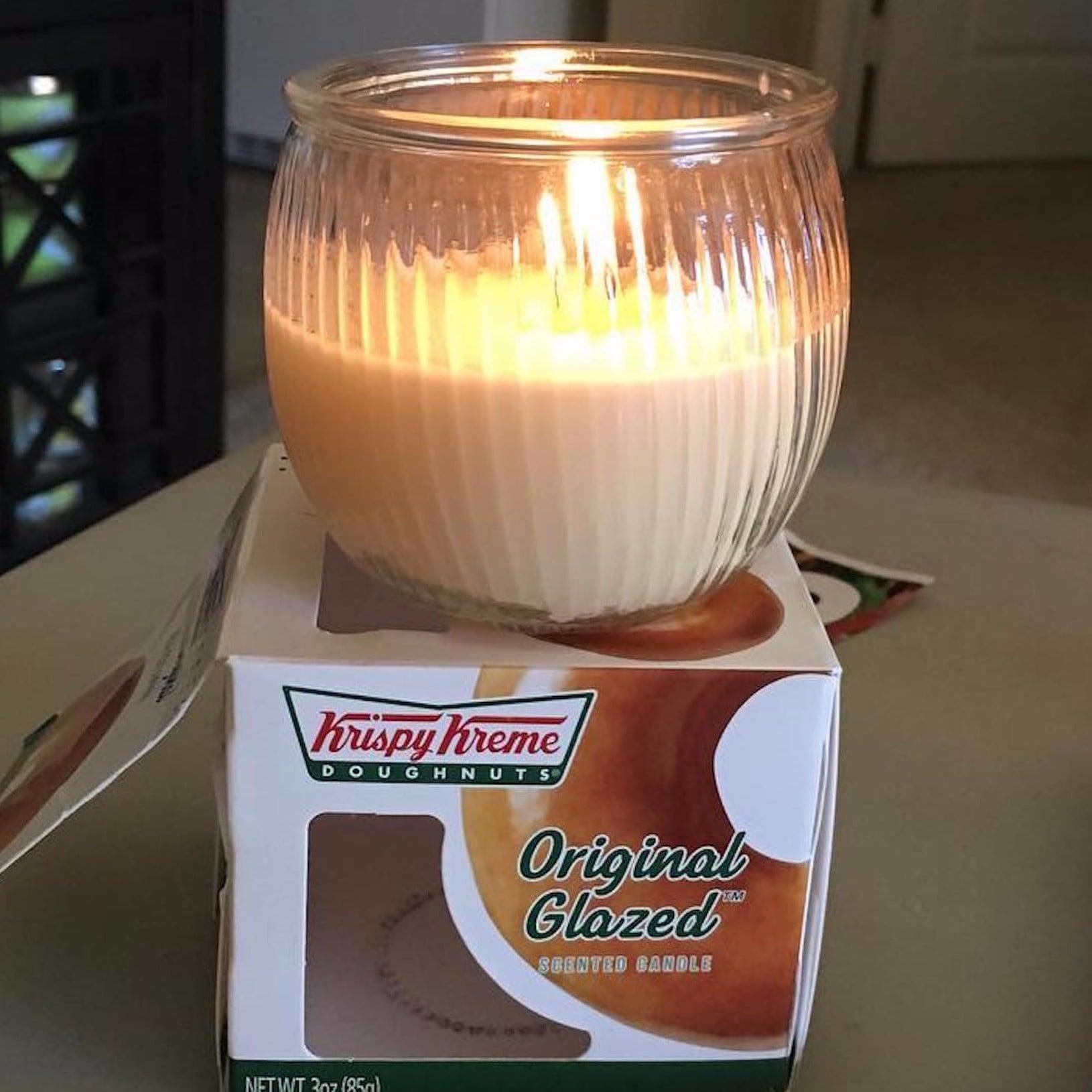 Krispy Kreme Candles | POPSUGAR Home