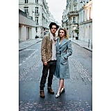When They Looked Incredibly Artsy in Paris