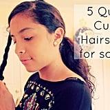 5 DIY School Styles Your Teen or Tween Can Master