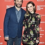 Judd Apatow and Daughter Maude Sundance Film Festival 2016