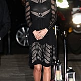 Kate chose Temperley London for an engagement in 2014.