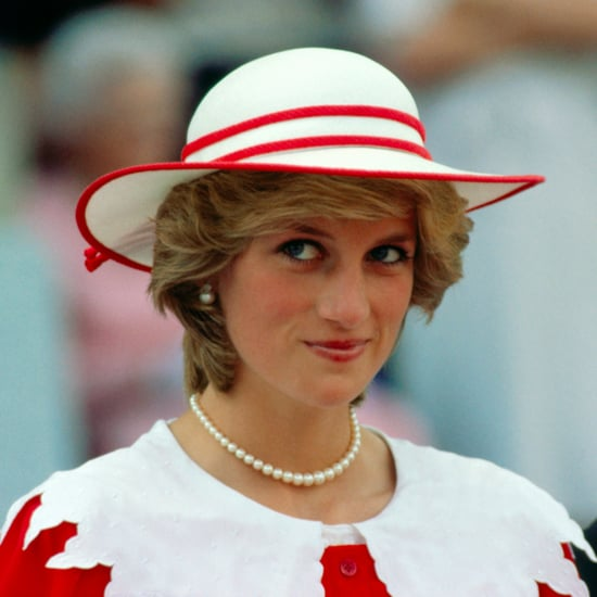 "Princess Diana's ""D"" Necklace"