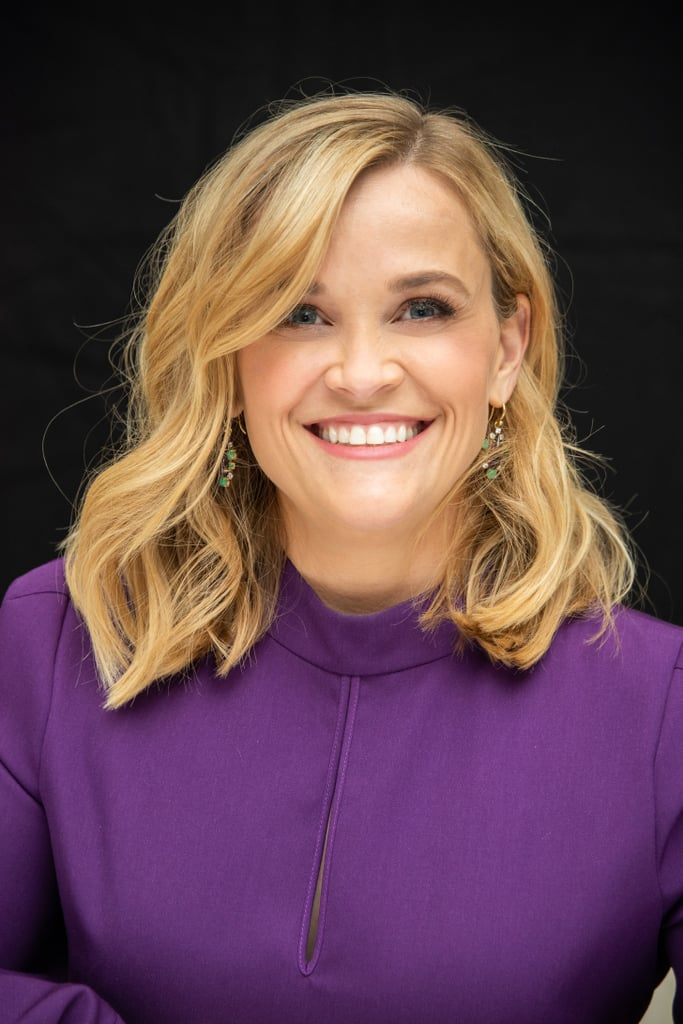Reese Witherspoon's Natural Hair Colour