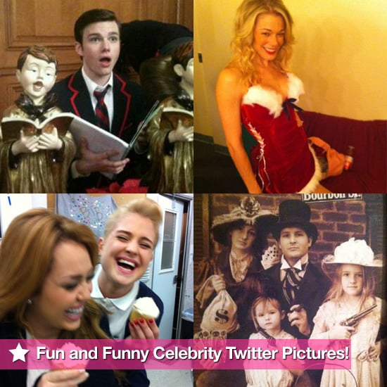 Celebrity Twitter Pictures 2010-12-23 07:48:00
