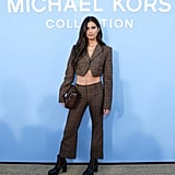 Sara Sampaio at the Michael Kors Collection New York Fashion Week Show