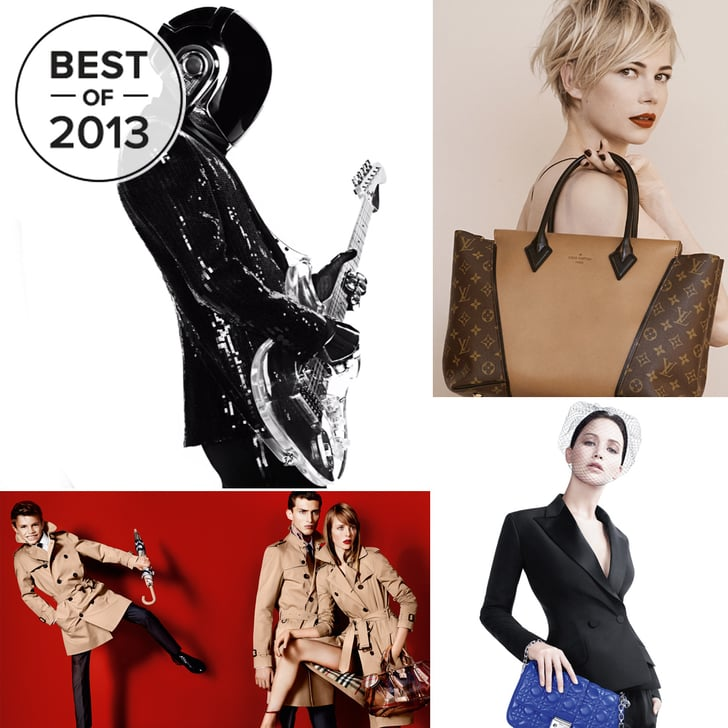 10 Brands That Redefined the Ad Campaign in 2013
