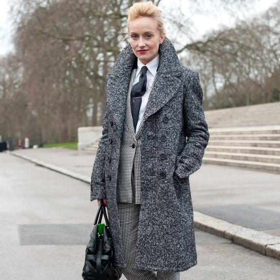 Menswear Street Style Trend