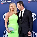 Pictured: Miranda Lambert and Brenden McLaughlin