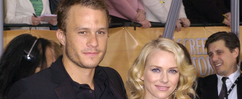 Naomi Watts Posts a Heartfelt Instagram Tribute to Heath Ledger, 10 Years After His Death