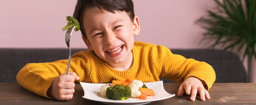 Why I'm Proud of My Son For Becoming a Vegetarian