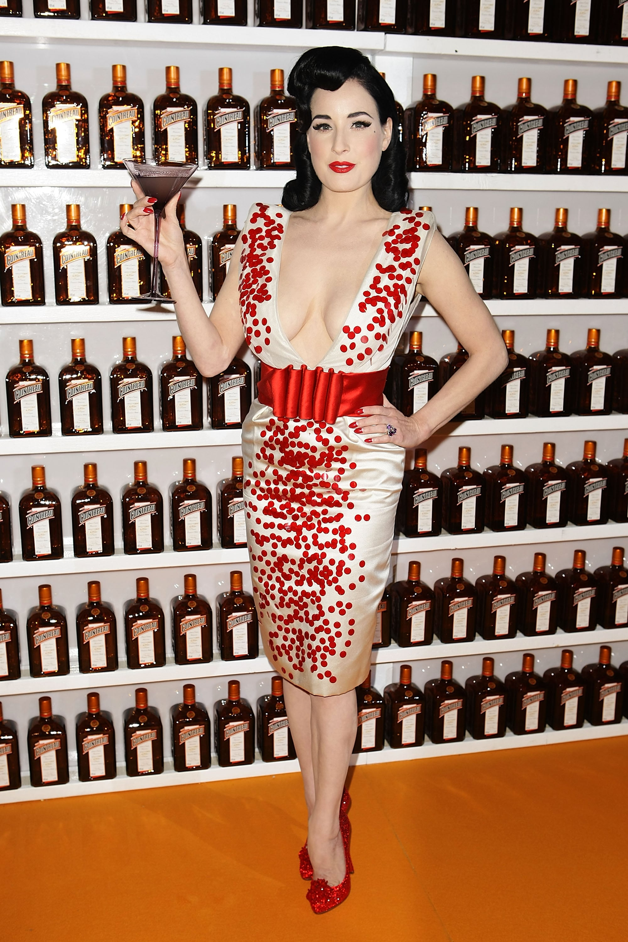 Dita Von Teese. Queen of burlesque 5
