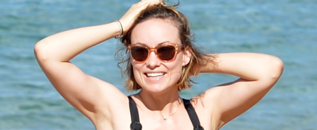 Jason Sudeikis and Olivia Wilde in Hawaii November 2017