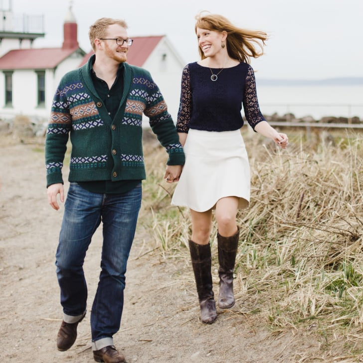 what to wear for engagement photos in the winter