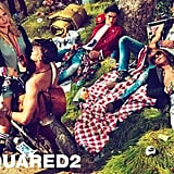 DSquared2 Spring 2012 Ad Campaign