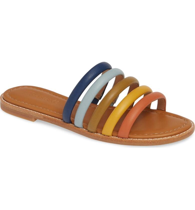 Madewell The Addie Slide Sandals