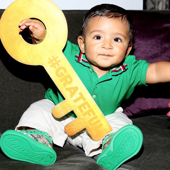 Asahd Khaled Cute Pictures