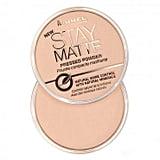 Rimmel Stay Matte Pressed Powder ($11.95)