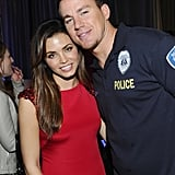 Channing Tatum and Jenna Dewan partied at SXSW.