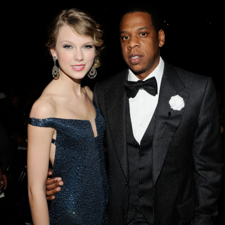 Taylor Swift Hanging Out With Rappers Popsugar Celebrity
