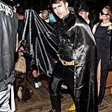 Jonathan Bennett got animated as Batman.