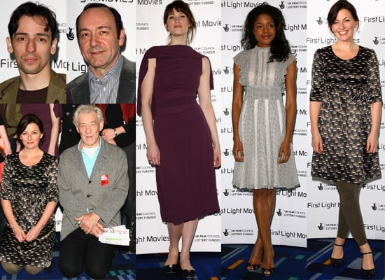 Sir Ian McKellen And Kevin Spacey Attend The First Light Movie Awards For Young Filmmakers