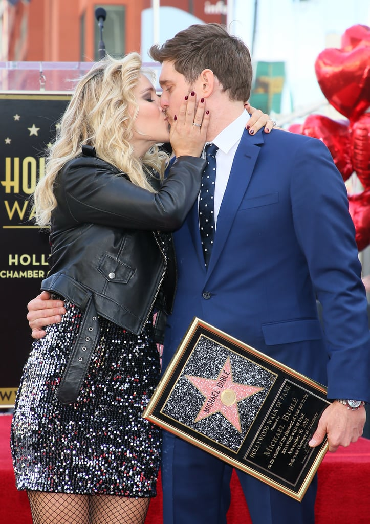 Image result for michael buble star walk of fame