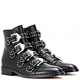 Givenchy Embellished Leather Boots ($1,395)
