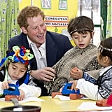 Prince Harry on Having Children