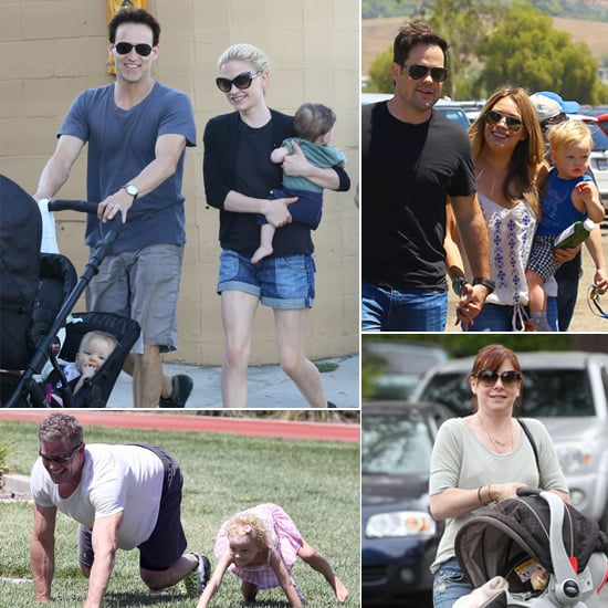 Celebrity Family Pictures Week of June 24, 2013