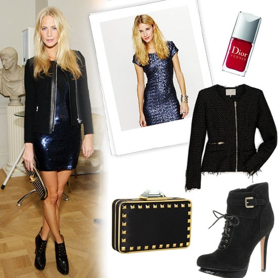 Cute Sequined Dress For New Year's Eve