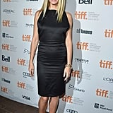 Gwyneth Paltrow Goes Simple in Black on the TIFF Carpet
