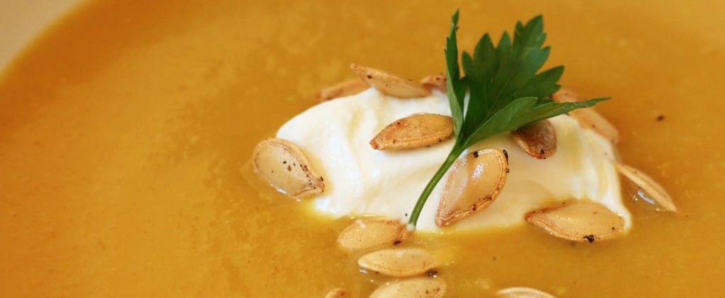 Curry Pumpkin Soup With Fresh Pumpkin Recipe
