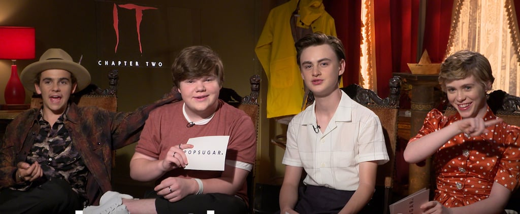It Chapter 2 Cast Video Interview