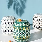 Solomon Ceramic Indoor/Outdoor Side Tables