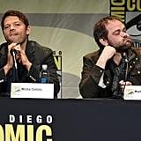 Misha and Mark were unimpressed.
