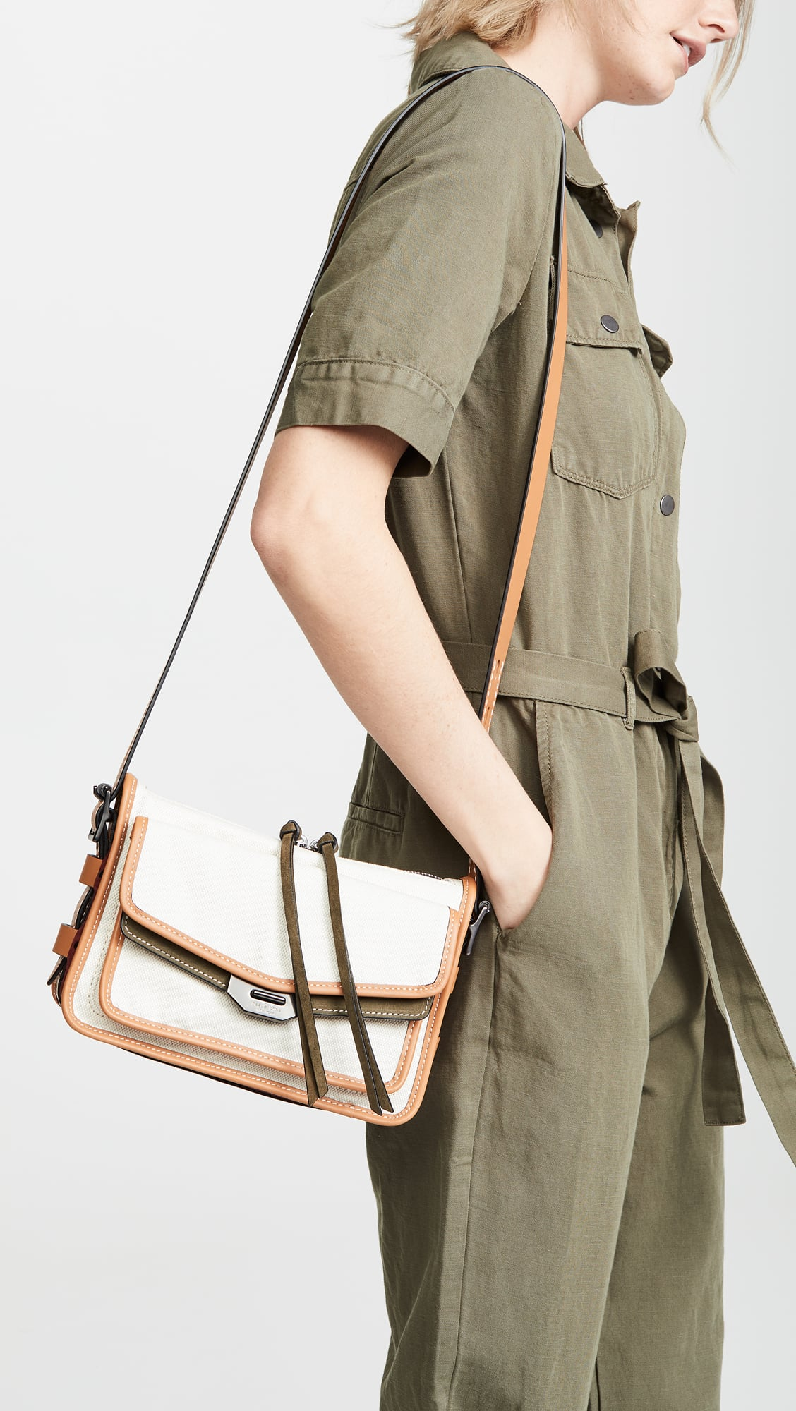 Rag Bone Small Field Messenger Bag Keep Your Hands Free This Spring With These 100 Cute And Functional Crossbody Bags Popsugar Fashion Photo 37
