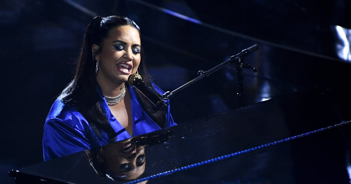 "Demi Lovato Debuted Political Song ""Commander in Chief"" at the BBMAs"