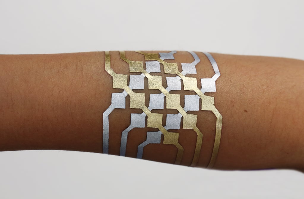 This is another example of an input tattoo device: a 2D trackpad.