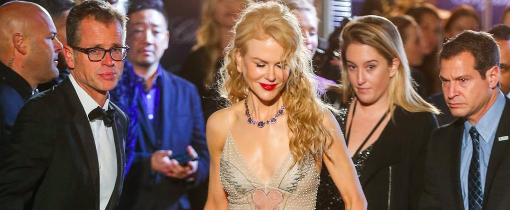 Award Season Just Started, but Nicole Kidman Already Showed Up in the Most Popular Dress