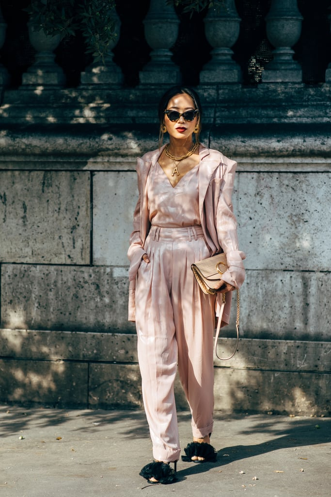 Paris Fashion Week Street Style Spring 2019