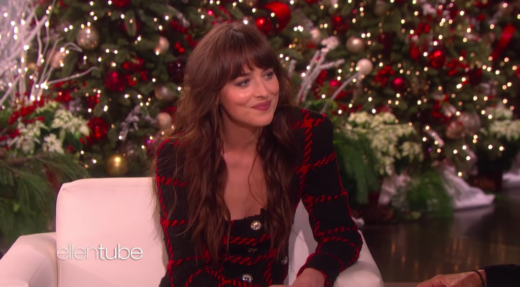 Reactions to Dakota Johnson's Interview With Ellen DeGeneres