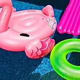 Always Clean Up Pool Toys After Use