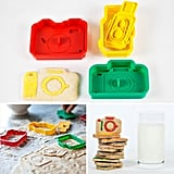 Camera Cookie Cutter Set ($18)