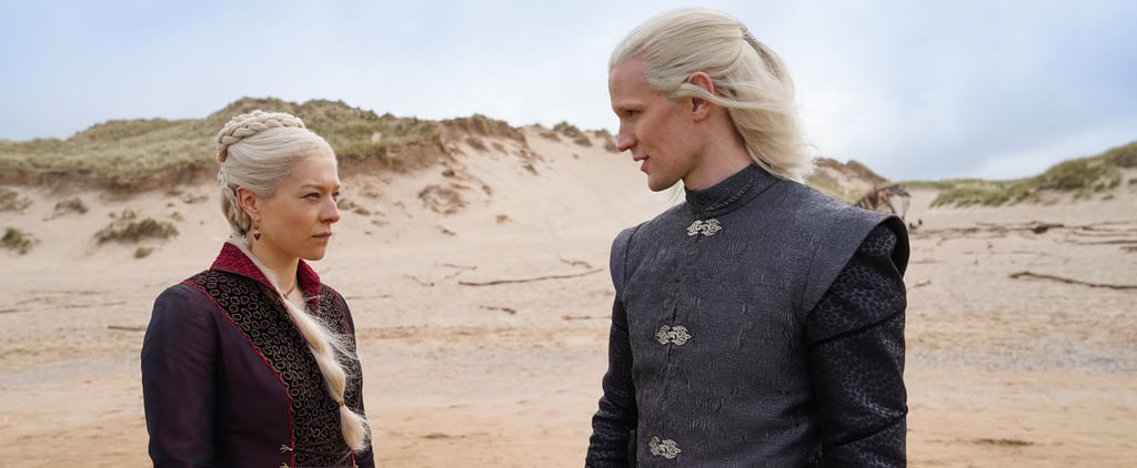 Here's the First Look at HBO's House of the Dragon Series