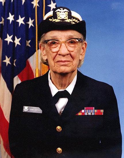 Grace M. Hopper