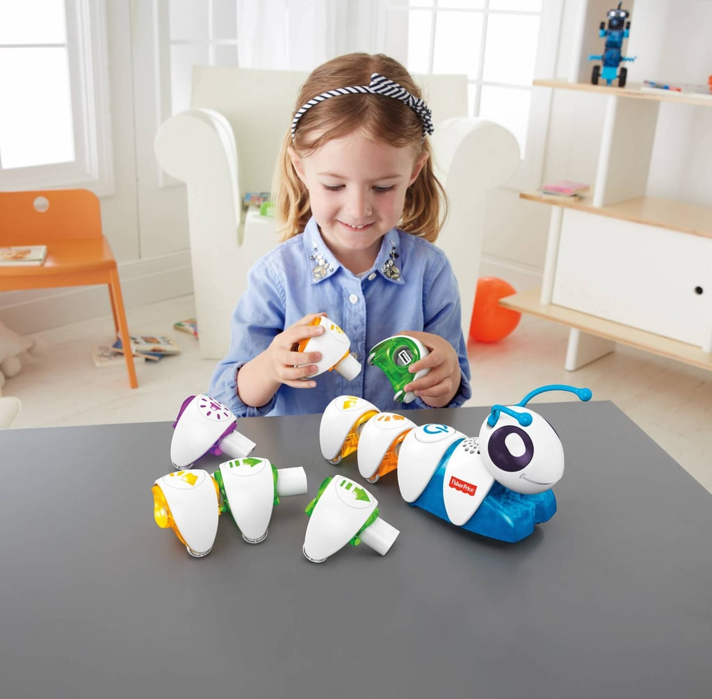 For 2-Year-Olds: Fisher-Price Think & Learn Code-a-Pillar
