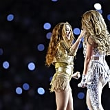 Check Out J Lo and Shakira's Super Bowl Halftime Show Photos